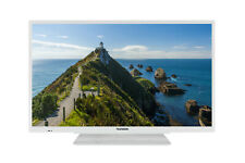 Telefunken XH32G111-W LED Fernseher 32 Zoll HD TV Triple-Tuner Speaker Box CI+
