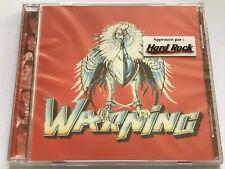 Warning II cd sealed neuf Trust Sortilege Ocean HBomb Satan Jokers Attentat Rock
