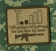 DAESH WHACKER© US GREEN BERETS GHOST RECON vel©®Ø DD SSI: Can You hear me Now?