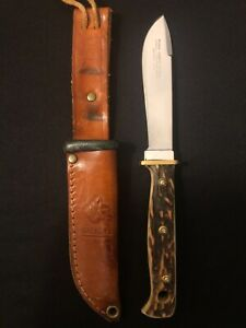 PUMA 6397 HUNTERS PAL HUNTING KNIFE--PRE-64--STAG/GERMANY/OLD COLLECTION