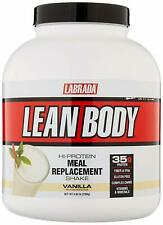 Labrada Nutrition – Lean Body Protein Meal Replacement Shake,Vanilla , 4.63-LB