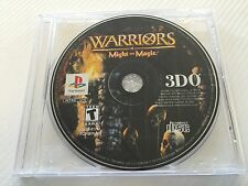 Warriors of Might and Magic (Sony PlayStation 1, 2000)