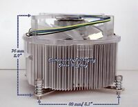 Intel BXTS13A Thermal Solution Heatsink Cooler Fan LGA2011 LGA2011-v3 CPU - New
