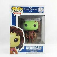 Kerrigan Funko Pop Games Starcraft II #18 Vinyl Figure