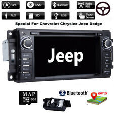 "6.2"" Car Dvd Player Gps Stereo Radio For Jeep Grand Cherokee/Chrysler/Dodge Ram"