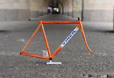 NOS Viner Pro Team Columbus Genius Frame orange / 50cm / 2.389g / Rennrad Rahmen