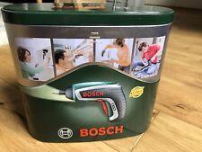 Bosch ixo 3.6v cordless lithium-ion screwdriver