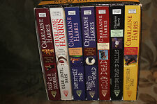 Charlaine Harris The Sookie Stackhouse Novels English Paperback Boxed Set of 7