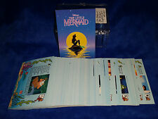 The Little Mermaid - 1991 Proset - #1-90 Set