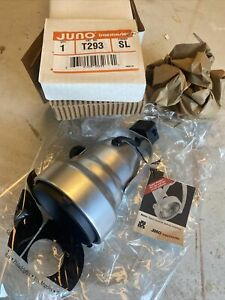 Juno Track Lighting T293SL Studio II - Line Voltage 75W PAR30, Silver New In Box