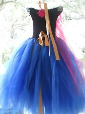 Gorgeous Frozen Anna Elsa Dress Up  Costume Party  Princess Dress  K69