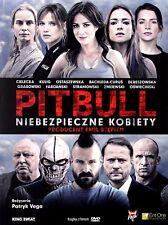 Pitbull. Niebezpieczne kobiety (DVD+Book) Patryk Vega (Shipping Wordwide)