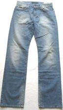 CALVIN KLEIN Herren Jeanshose ( USED OPTIK ) Gr. 30 Blau