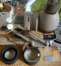 Bogen Super-66-A Photo Enlarger with 50 mm lens and more-JAPAN- Lots of PARTS