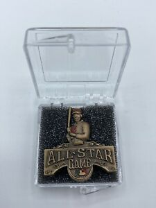 2015 Cincinnati Reds MLB All Star Game Official Press Media Pin Mint