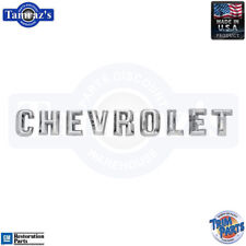 1960 1961 Chevy Impala CHEVROLET Hood Letters Trim Parts USA MADE New