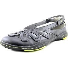 Zapatos planos de mujer Jambu color principal negro