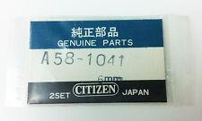 CITIZEN A58-1041 HOUR & MINUTE HANDS 6MM 1 SET ORIGINAL GENUINE BRAND NEW NOS