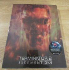 Terminator 2 Blu-Ray Steelbook [NovaMedia] Exclusive #10 Lenticular Slip Sealed