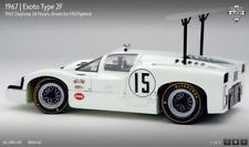EXOTO 67 Chaparral Type 2F Daytona 24hrs. Hill/Spence 1:18 Retired NIB #RLG18171