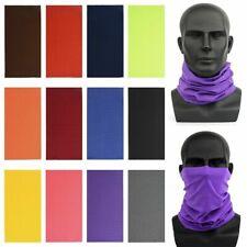 2st Schlauchschal Mundschutz Halstuch Maske Motorrad Fahrrad Multifunktionstuch