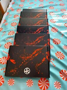 Hunt A Killer Class Of 98 Full Set 6 Boxes Volumes NEW Never Used w/ Accessories