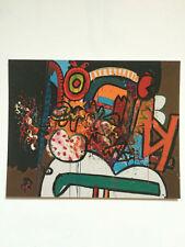 """ALAN Davie"""", di un Sogno Erotico Verde Bird """"ARTIST'S PROMOZIONALE card."""
