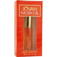 Jovan Musk by Jovan Perfume Oil .33 oz