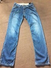 Mens Armani Slim Fit Jeans Waist 30 Leg 32