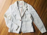 Anthropologie Cartonnier Blazer Jacket Size 4 S