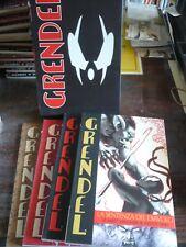 Grendel . cofanetto 4 vol. N. 0-1-2-3 . Matt Wagner . Panini comics