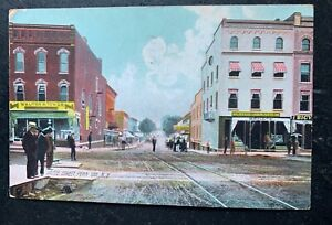 1912 PENN YAN New York , Jacob Streey , Yates  county finger lakes