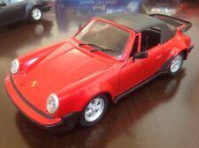 1:16 1:18 Diecast 1984 Porsche 911 Turbo By Polistil