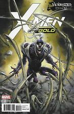 X-Men Gold Comic Issue 11 Limited Venomized Variant Modern Age First Print 2017