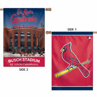 MLB St. Louis Cardinals House Flag