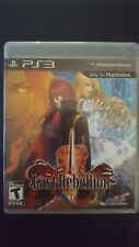 Last Rebellion (Sony PlayStation 3, 2010)