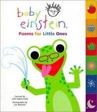 Baby Einstein Poems for Little Ones by Julie Aigner-Clark (2001, Board Book)