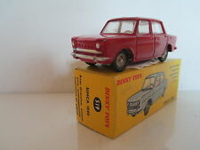 FRENCH DINKY TOYS 519 SIMCA 1000 MIB 9 EN BOITE VERY NICE L@@K