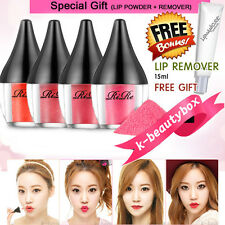 RiRe Lip Powder Set (5PCS) New Concept Lip Powder 4ea + Remover SPECIAL GIFT