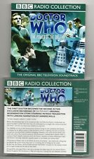 Doctor Who - The Power Of The Daleks - Television Soundtrack (2 CD Set 2003)