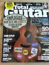 Total Guitar Magazine Issue 234 December 2012 with CD (Nirvana Lesson)