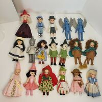 McDonald's Happy Meal Madame Alexander Dolls Lot of 18 - used