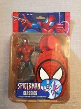 Marvel legends RARE SUPER POSEABLE SPIDERMAN CLASSIC YEAR 2004 TOY BIZ