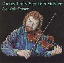 Portrait of a Scottish Fiddler Alasdair Fraser CD 14 trx Celtic fiddle Culburnie