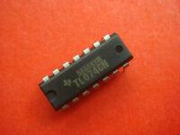 6P TL074CN TL074 Low Noise JFET Quad Op-Amp DIP-14 NEW