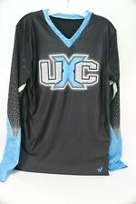 Varsity Spirit Uxc Black and Blue Top Size L+2