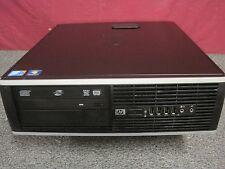 HP 8000 Elite Desktop 3GHz Core 2 Duo E8400 2GB DVDRW