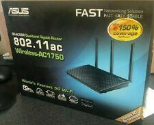 ASUS RT-AC66U Router Wireless Dual Band  WiFi (5GHz + 2.4GHz) Gigabit AC1750