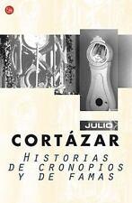 Historias de cronopios y de famas (Narrativa) (Spanish Edition)-ExLibrary