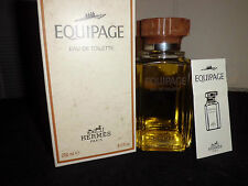 Equipage Hermes  Men Eau de Toilette ml 200  Rarita' Vintage